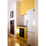 Jimmy Smiths Dairy Fleurieu Peninsula luxury accommodation full kitchen.