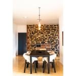 Jimmy Smiths Dairy Fleurieu Peninsula luxury accommodation dining room.