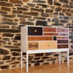 Jimmy Smiths Dairy luxury accommodation Port Elliot Fleurieu Peninsula handmade solid timber furniture.