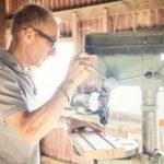 Jimmy Smiths Dairy luxury accommodation Port Elliot Fleurieu Peninsula Noel bespoke furniture maker.