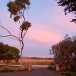 Jimmy Smiths Dairy luxury accommodation Port Elliot Fleurieu Peninsula sunset view