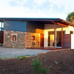 Jimmy Smiths Dairy Fleurieu Peninsula luxury accommodation exterior view.