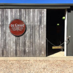 Jimmy Smiths Dairy luxury accommodation Port Elliot Fleurieu Peninsula neighbour De Groot cafe.
